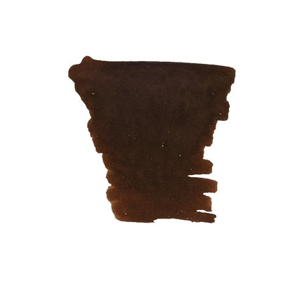 Diamine Diamine Chocolate Brown - 80ml Bottled Ink