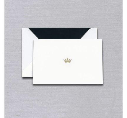 Vera Wang Vera Wang Black Crown Engraved Note