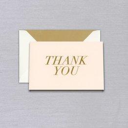 Vera Wang Vera Wang Blush Thank You Note