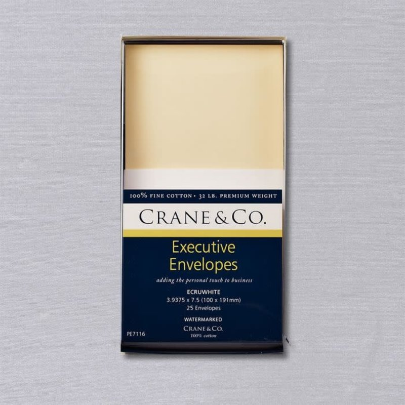 Crane Crane Ecru Executive Envelope