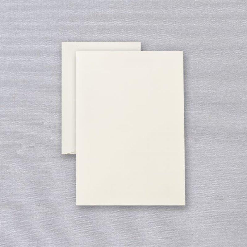 Crane Crane Ecru Half Sheet