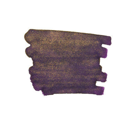 Diamine Diamine Shimmering Purple Pazzazz (Gold) - 50ml Bottled Ink