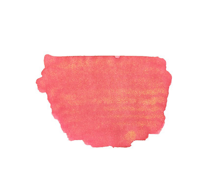 Diamine Diamine Shimmering Pink Glitz (Gold) - 50ml Bottled Ink