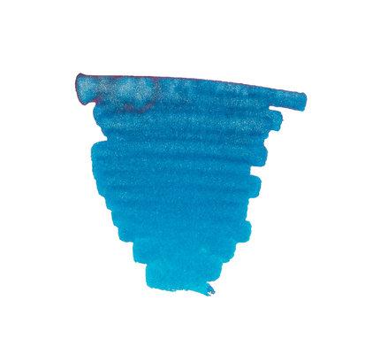 Diamine Diamine Shimmering Arctic Blue (Silver) -