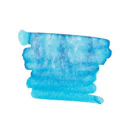 Diamine Diamine Shimmering Blue Lightning (Silver) - 50ml Bottled Ink