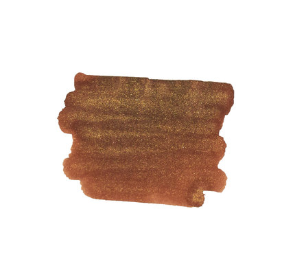 Diamine Diamine Shimmering Cocoa Shimmer (Gold) -