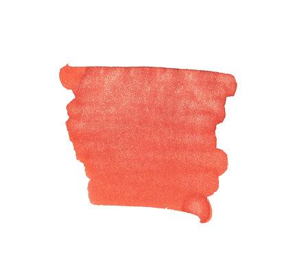 Diamine Diamine Shimmering Firestorm Red (Silver) - 50ml Bottled Ink