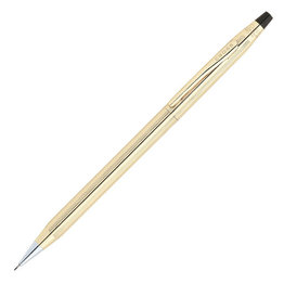 A. T. Cross Cross Classic Century 10KT Gold Filled/Rolled Gold 0.7MM Pencil