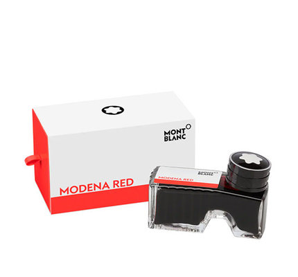 Montblanc Montblanc Modena Red Ink