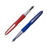 Diplomat Diplomat Aero Blue Fountain Pen
