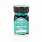 Monteverde Monteverde DC Supershow Teal - 30ml Bottled Ink