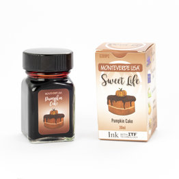 Monteverde Monteverde Sweet Life Bottled Ink Pumpkin Cake 30 ml