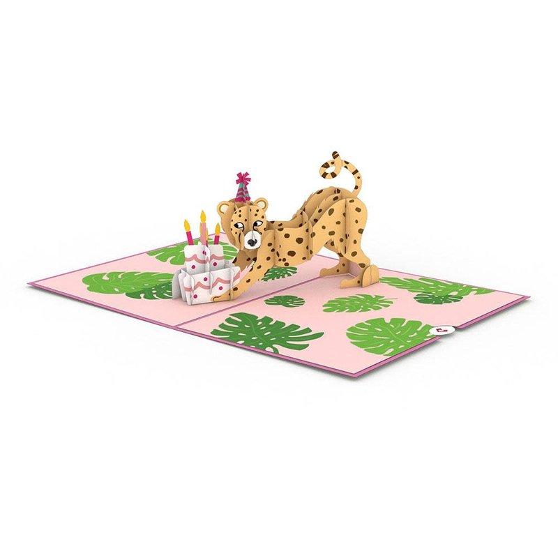 Lovepop Lovepop Wild Birthday 3D Card
