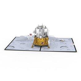 Lovepop Lunar Lander 3D Card