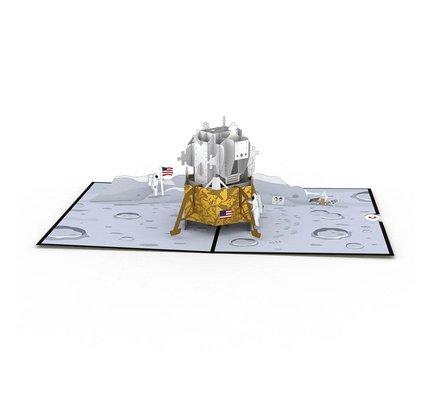 Lovepop Lovepop Lunar Lander 3D Card