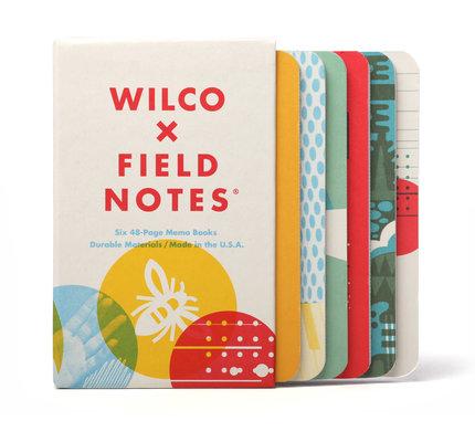 Field Notes Wilco Box Set - 6 Journals