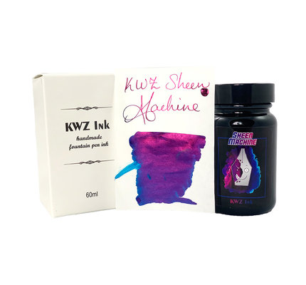KWZ Ink Kwz Standard Sheen Machine - 60ml Bottled Ink