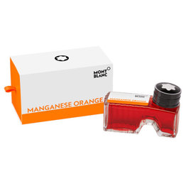 Montblanc Montblanc Manganese Orange - 60ml Bottled Ink