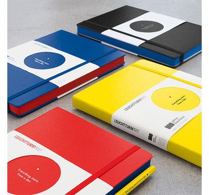 Leuchtturm1917 Leuchtturm1917 Bauhaus Medium Notebook (A5)
