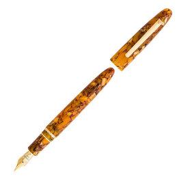 Esterbrook Estie Honeycomb Oversize Fountain Pen Gold