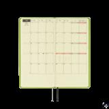 Hobonichi Hobonichi Weeks 2020 Colors: Green Apple