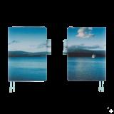 Hobonichi Hobonichi A5 Cousin 2020 Hiroshi Hatano: Lake View