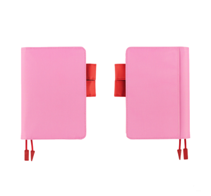 Hobonichi Hobonichi Techo 2020 A6 Planner in Strawberry Milk