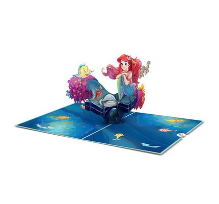Lovepop Disney's The Little Mermaid Card