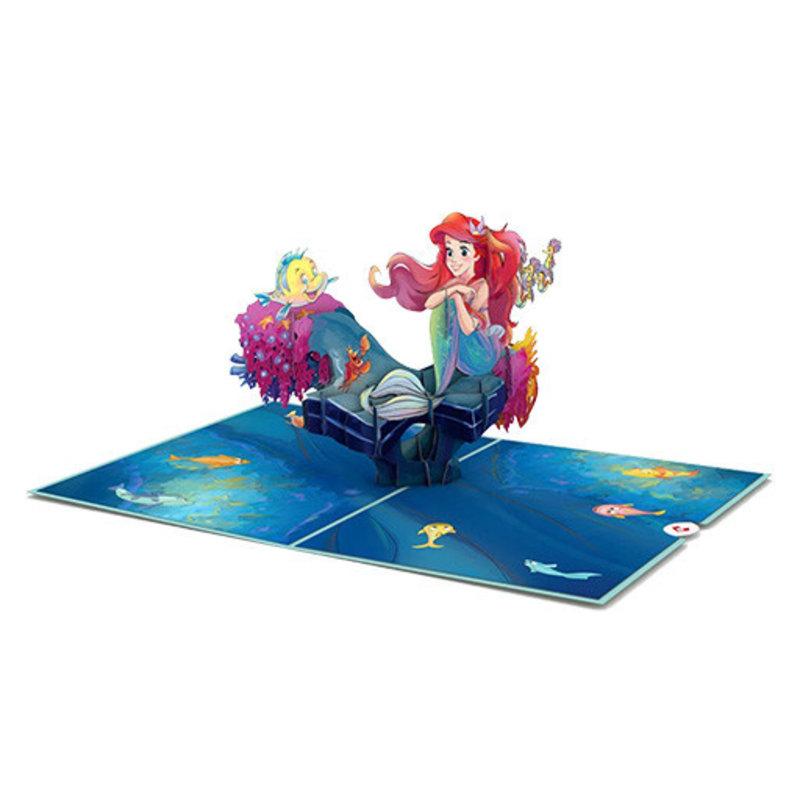 Lovepop Disney's The Little Mermaid Card