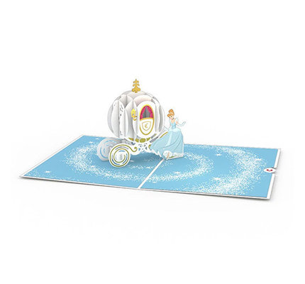 Lovepop Disney's Cinderella Card