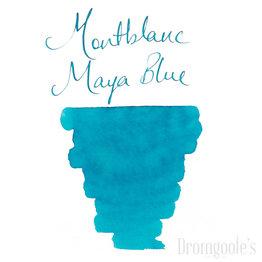 Montblanc Montblanc Blue Palette Maya Blue - 30ml Bottled Ink