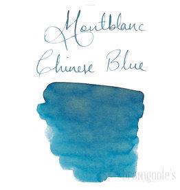 Montblanc Montblanc Blue Palette Chinese Blue - 30ml Bottled Ink