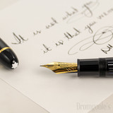 Montblanc Montblanc Meisterstuck 149 with Yellow Gold Calligraphy Flex Fountain Pen
