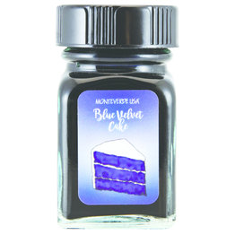 Monteverde Monteverde Sweet Life Blue Velvet Cake - 30ml Bottled Ink