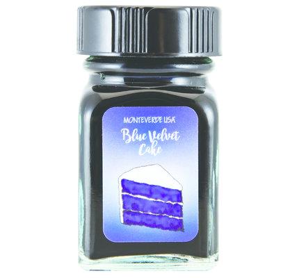 Monteverde Monteverde Sweet Life Bottled Ink Blue Velvet Cake 30 ml