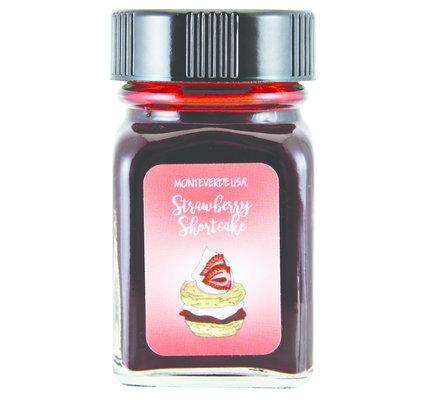 Monteverde Monteverde Sweet Life Bottled Ink Strawberry Shortcake 30 ml