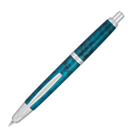 Pilot Pilot 2019 Limited Edition Tropical Turquoise Vanishing Point Fountain Pen Medium