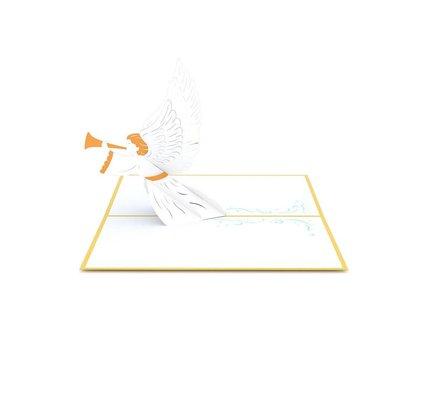 Lovepop Angel 3D Card