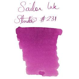 Sailor Sailor Ink Studio # 231 -  20ml Bottled Ink