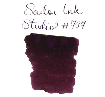 Sailor Sailor Ink Studio # 737 - 20ml Bottled Ink