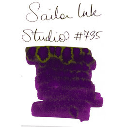 Sailor Sailor Ink Studio # 735 - 20ml Bottled Ink