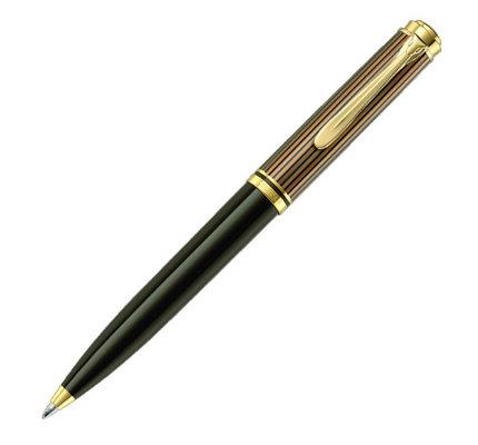 Pelikan Pelikan Special Edition K800 Brown-Black Ballpoint