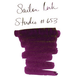 Sailor Sailor Ink Studio # 653 - 20ml Bottled Ink