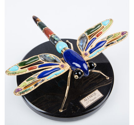 S. T. Dupont S.T. Dupont Haute Creation Collection Alebrije Fountain Pen
