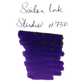 Sailor Sailor Ink Studio # 750 - 20ml Bottled Ink