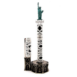 S. T. Dupont S.T. Dupont Haute Creation Collection Architecture Statue of Liberty Fountain Pen