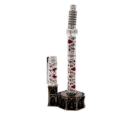 S. T. Dupont S.T. Dupont Haute Creation Collection Architecture Tower of Pisa Fountain Pen
