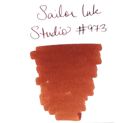 Sailor Sailor Ink Studio # 973 - 20ml Bottled Ink