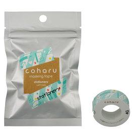 Coharu Coharu Washi Tape Stationery
