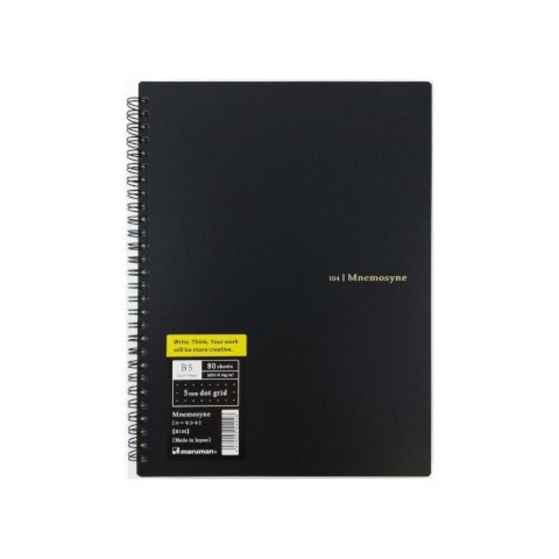 Maruman Maruman Mnemosyne B5 Notebook 5mm Dot Grid